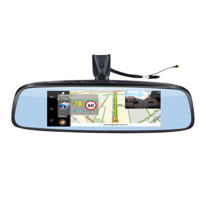 E09 7.84 4G Special Car Camera Support Mirror For Android GPS DVR With WIFI ADAS