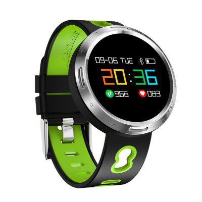Y9VO Smart Bracelet Blood Pressure Heart Rate Monitor Color Screen Swimming