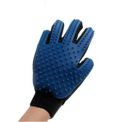 Silicone Pet Brush Gloves Wash Gentle and Efficient Beauty Dog Bath Cat CleaningOther Pet Supplies<br>Silicone Pet Brush Gloves Wash Gentle and Efficient Beauty Dog Bath Cat Cleaning<br><br>For: Cats, Dogs<br>Functions: Waterproof<br>Material: Silicone<br>Package Contents: 1 x Single Pet Gloves<br>Package size (L x W x H): 24.50 x 14.50 x 1.50 cm / 9.65 x 5.71 x 0.59 inches<br>Package weight: 0.1150 kg<br>Product size (L x W x H): 24.00 x 14.00 x 1.00 cm / 9.45 x 5.51 x 0.39 inches<br>Product weight: 0.1100 kg<br>Type: Others