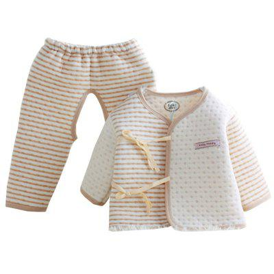 New Set of Cotton Baby Warm Clothing