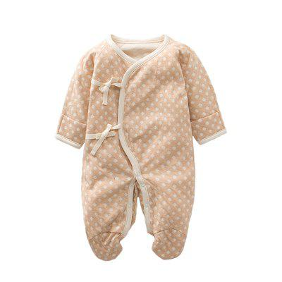 New Baby Clothing Cotton Newborn Jumpsuit Romper