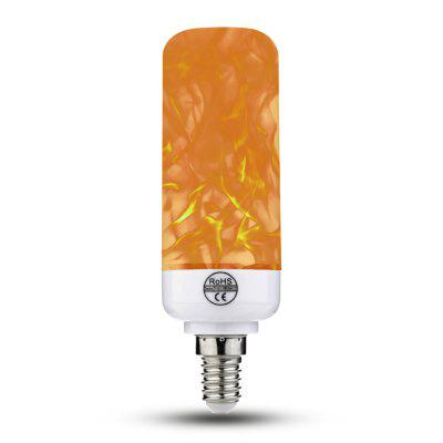 CHENGYILT 5W SMD2835 Creative Flame Effect Lamp LED Flame Light Bulb E14