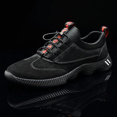 Men Outdoor Fashion Hiking Mesh Leather ShoesMen's Sneakers<br>Men Outdoor Fashion Hiking Mesh Leather Shoes<br><br>Available Size: 38-46<br>Closure Type: Lace-Up<br>Embellishment: None<br>Gender: For Men<br>Outsole Material: Rubber<br>Package Contents: 1xShoes(pair)<br>Pattern Type: Solid<br>Season: Spring/Fall<br>Toe Shape: Round Toe<br>Toe Style: Closed Toe<br>Upper Material: Leather<br>Weight: 1.2000kg