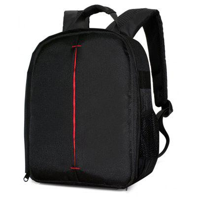 Camera Bag Camera Backpack Waterproof with Rain Cover for Cameras Lens Tripod only $32.99