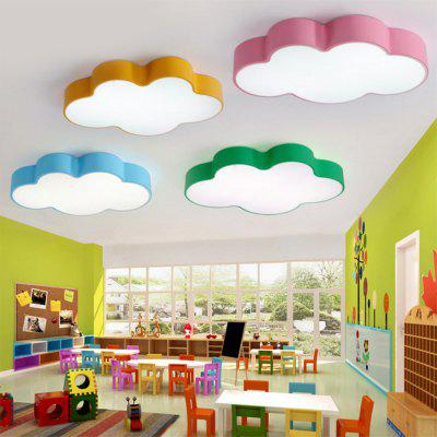 BRELONG LED Cloud Ceiling Light Childrens Bedroom Cartoon Lights 90 x 48 x 9cm 48W White LightFlush Ceiling Lights<br>BRELONG LED Cloud Ceiling Light Childrens Bedroom Cartoon Lights 90 x 48 x 9cm 48W White Light<br><br>Brand: BRELONG<br>Features: Eye Protection<br>Light Source Color: White<br>Package Contents: 1 x Ceiling Light<br>Package size (L x W x H): 91.00 x 50.00 x 12.00 cm / 35.83 x 19.69 x 4.72 inches<br>Package weight: 3.0000 kg<br>Product size (L x W x H): 90.00 x 48.00 x 9.00 cm / 35.43 x 18.9 x 3.54 inches<br>Product weight: 2.8000 kg<br>Shade Material: PMMA<br>Style: Simple Style, Modern/Contemporary<br>Suggested Room Size: 10 - 15?<br>Suggested Space Fit: Bedroom,Kids Room,Boys Room,Girls Room,Study Room<br>Type: Ceiling Light<br>Wattage (W): 48W