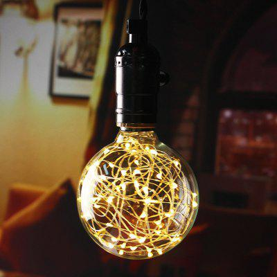 BRELONG G95 Copper Wire E27 3W LED Retro Edison  Bulbs 220 -240V