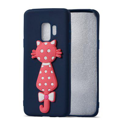 Case for Samsung S9 Soft 3D Flower Cat PhoneSamsung S Series<br>Case for Samsung S9 Soft 3D Flower Cat Phone<br><br>Features: Full Body Cases, Anti-knock<br>Material: TPU<br>Package Contents: 1 x Phone Case<br>Package size (L x W x H): 15.00 x 7.00 x 1.30 cm / 5.91 x 2.76 x 0.51 inches<br>Package weight: 0.0150 kg<br>Product size (L x W x H): 15.00 x 7.00 x 1.30 cm / 5.91 x 2.76 x 0.51 inches<br>Product weight: 0.0145 kg<br>Style: Cartoon