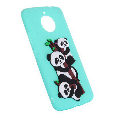 Case for MOTOROLA MOTO E4 PLUS Soft 3D Panda Phone CaseCases &amp; Leather<br>Case for MOTOROLA MOTO E4 PLUS Soft 3D Panda Phone Case<br><br>Features: Full Body Cases, Anti-knock<br>Material: TPU<br>Package Contents: 1 x Phone Case<br>Package size (L x W x H): 15.70 x 8.00 x 1.30 cm / 6.18 x 3.15 x 0.51 inches<br>Package weight: 0.0160 kg<br>Product Size(L x W x H): 15.70 x 8.00 x 1.30 cm / 6.18 x 3.15 x 0.51 inches<br>Product weight: 0.0155 kg<br>Style: Solid Color, Cartoon