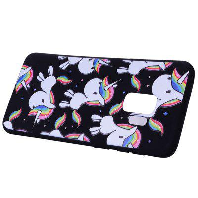 Case for Samsung Galaxy S9 Rainbow Unicorn Soft TPU Mobile Phone ProtectorSamsung S Series<br>Case for Samsung Galaxy S9 Rainbow Unicorn Soft TPU Mobile Phone Protector<br><br>Features: Full Body Cases, Anti-knock<br>Material: TPU<br>Package Contents: 1 x Phone Case<br>Package size (L x W x H): 15.00 x 7.20 x 1.00 cm / 5.91 x 2.83 x 0.39 inches<br>Package weight: 0.0100 kg<br>Product size (L x W x H): 14.90 x 7.10 x 0.90 cm / 5.87 x 2.8 x 0.35 inches<br>Product weight: 0.0090 kg<br>Style: Fruits Pattern, 3D Print