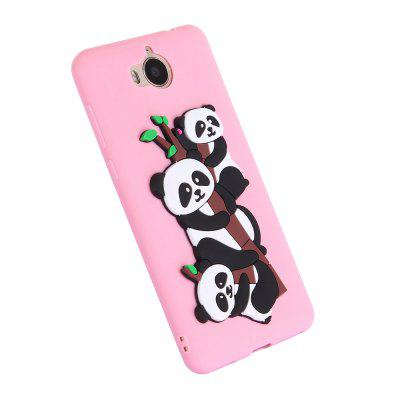 Case for  Huawei Y6 2017 3D Panda Soft Phone Protection ShellCases &amp; Leather<br>Case for  Huawei Y6 2017 3D Panda Soft Phone Protection Shell<br><br>Features: Anti-knock<br>Mainly Compatible with: HUAWEI<br>Material: TPU<br>Package Contents: 1 x Phone Case<br>Package size (L x W x H): 14.70 x 7.40 x 1.30 cm / 5.79 x 2.91 x 0.51 inches<br>Package weight: 0.0155 kg<br>Product Size(L x W x H): 14.70 x 7.40 x 1.30 cm / 5.79 x 2.91 x 0.51 inches<br>Product weight: 0.0150 kg<br>Style: Cartoon, Pattern, Vintage/Nostalgic Euramerican Style