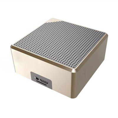 Portable Metal Wireless Mini Bluetooth Speaker