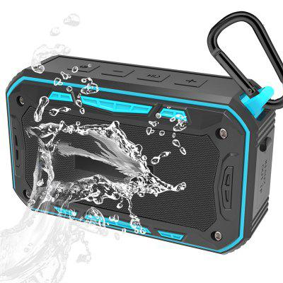Outdoor Portable IP67 Waterproof Bluetooth Speaker