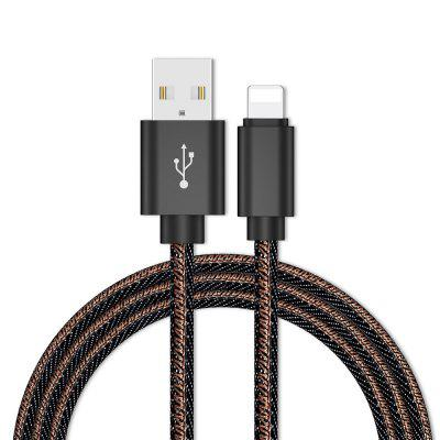 New Jeans Data Cable Is Suitable for IPhone  8 Pin  1m