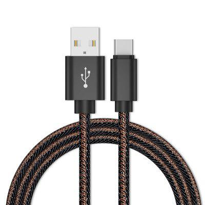 TYPE-C Cowboy Data Charging Cable