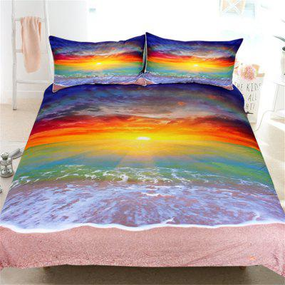 Colorful Bedding 3pcs Duvet Cover Set Digital PrintBedding Sets<br>Colorful Bedding 3pcs Duvet Cover Set Digital Print<br><br>Backing Material: Polyester<br>Color: Black and Colorful<br>Crafts: Reactive Print<br>Material: Polyester<br>Package Contents: 1 x Duvet Cover, 2 x Pillow Case<br>Package size (L x W x H): 35.00 x 25.00 x 9.00 cm / 13.78 x 9.84 x 3.54 inches<br>Package weight: 1.1000 kg<br>Patterns: Novelty,Print,Pattern,Cartoon,Creative,Sports,3D,Elephant,Multi Color,Patterns,American / USA<br>Product size (L x W x H): 35.00 x 25.00 x 9.00 cm / 13.78 x 9.84 x 3.54 inches<br>Product weight: 1.0000 kg<br>Reversible: No<br>Style: 3D, Modern / Contemporary, Fashion, Novelty, Casual<br>Thread Count: 200TC<br>Weave Type: Plain