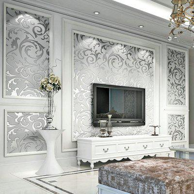 Wall Paper European Style Flora Classic Non Woven Fabric Home DecorationWall Stickers<br>Wall Paper European Style Flora Classic Non Woven Fabric Home Decoration<br><br>Art Style: Plane Wall Stickers<br>Color Scheme: Multicolor<br>Effect Size (L x W): 1000x53cm<br>Functions: Decorative Wall Stickers<br>Hang In/Stick On: Living Rooms,Bedrooms,Offices,Cafes,Hotels<br>Package Contents: 1 x Wall Paper<br>Package size (L x W x H): 53.00 x 7.50 x 7.50 cm / 20.87 x 2.95 x 2.95 inches<br>Package weight: 0.8000 kg<br>Product size (L x W x H): 53.00 x 7.50 x 7.50 cm / 20.87 x 2.95 x 2.95 inches<br>Product weight: 0.8000 kg<br>Subjects: Abstract