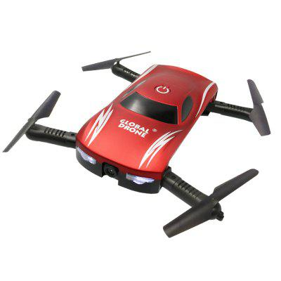 Mini Pocket Folding RC Drone RTF with Waypoints / Voice Control / One Key Mode