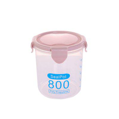 310-01S/M/L Kitchen Grain Storage Box Milk Powder Storage Tank 3 ColorOther Kitchen Accessories<br>310-01S/M/L Kitchen Grain Storage Box Milk Powder Storage Tank 3 Color<br><br>Available Color: Pink,Blue,Green<br>Material: PP<br>Package Contents: 1 x Sealed Cans<br>Package size (L x W x H): 12.40 x 12.40 x 13.50 cm / 4.88 x 4.88 x 5.31 inches<br>Package weight: 0.1200 kg<br>Product size (L x W x H): 10.40 x 10.40 x 11.50 cm / 4.09 x 4.09 x 4.53 inches<br>Product weight: 0.0700 kg<br>Type: Other Kitchen Accessories
