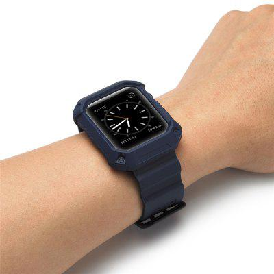 2 and 1 for  iWatch Sports Soft Silica Gel Series Strap 38MMApple Watch Bands<br>2 and 1 for  iWatch Sports Soft Silica Gel Series Strap 38MM<br><br>Available brand: iWatch<br>Material: Silicone<br>Package Contents: 1 x Strap<br>Package size (L x W x H): 24.00 x 6.00 x 1.00 cm / 9.45 x 2.36 x 0.39 inches<br>Package weight: 0.0260 kg<br>Product size (L x W x H): 24.00 x 3.80 x 0.20 cm / 9.45 x 1.5 x 0.08 inches<br>Product weight: 0.0200 kg<br>Type: Smart watch / wristband band