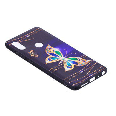 Relief Case for Xiaomi 6X Large Butterfly Pattern Soft TPU CoverCases &amp; Leather<br>Relief Case for Xiaomi 6X Large Butterfly Pattern Soft TPU Cover<br><br>Compatible Model: Xiaomi 6X<br>Features: Anti-knock<br>Mainly Compatible with: Xiaomi<br>Material: TPU<br>Package Contents: 1 x Phone Case<br>Package size (L x W x H): 16.00 x 8.00 x 1.00 cm / 6.3 x 3.15 x 0.39 inches<br>Package weight: 0.0250 kg<br>Product Size(L x W x H): 15.00 x 7.50 x 1.00 cm / 5.91 x 2.95 x 0.39 inches<br>Product weight: 0.0250 kg<br>Style: Cool, Pattern, Special Design