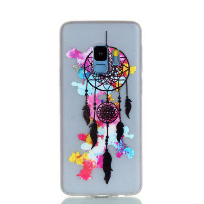 Luminous Soft Case for Samsung Galaxy S9 Wind Chimes Pattern