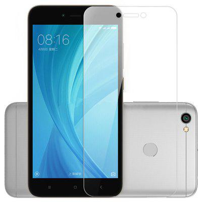 2pcs Tempered Glass Screen Film for Xiaomi Redmi Note 5A Global VersionScreen Protectors<br>2pcs Tempered Glass Screen Film for Xiaomi Redmi Note 5A Global Version<br><br>Compatible Model: Redmi Note 5A Global Version<br>Features: High sensitivity, High-definition, Anti scratch, Protect Screen<br>Mainly Compatible with: Xiaomi<br>Material: Tempered Glass<br>Package Contents: 2 x Screen Film, 2 x Wet Wipe, 2 x Dry Wipe, 2 x Dust Remover<br>Package size (L x W x H): 18.00 x 10.00 x 1.00 cm / 7.09 x 3.94 x 0.39 inches<br>Package weight: 0.0760 kg<br>Product Size(L x W x H): 14.60 x 6.90 x 0.03 cm / 5.75 x 2.72 x 0.01 inches<br>Product weight: 0.0180 kg<br>Surface Hardness: 9H<br>Thickness: 0.26mm<br>Type: Screen Protector