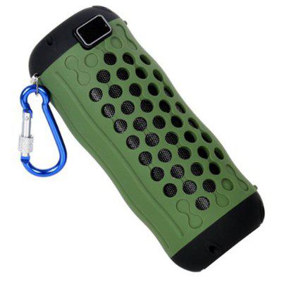 Portable Wireless Outdoor Shower Bluetooth 4.0 Speaker