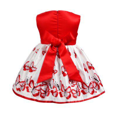 Yoyoxiu CX1222 - 1 Girl Sleeveless Dress Skirt Butterfly PrintGirls dresses<br>Yoyoxiu CX1222 - 1 Girl Sleeveless Dress Skirt Butterfly Print<br><br>Dresses Length: Knee-Length<br>Embellishment: Zippers<br>Material: Polyester, Cotton Blend<br>Neckline: Round Collar<br>Package Contents: 1 x Dress<br>Pattern Type: Patchwork<br>Season: Summer<br>Silhouette: A-Line<br>Sleeve Length: Sleeveless<br>Sleeve Type: Tank<br>Style: Fashion<br>Waist: Natural<br>Weight: 0.2240kg<br>With Belt: No