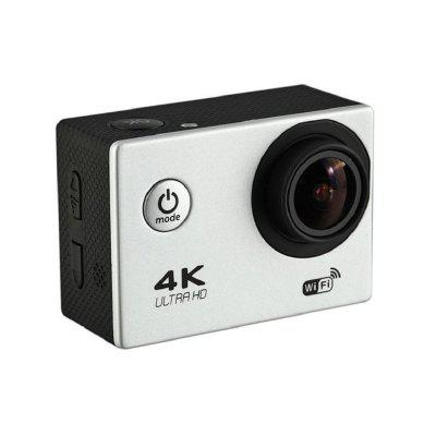 4K 30fps  WiFi Action Sports Camera EU PlugAction Cameras<br>4K 30fps  WiFi Action Sports Camera EU Plug<br><br>Aerial Photography: Yes<br>Anti-shake: Yes<br>Application: Ski, Aerial Photography, Underwater, Extreme Sports, Bike<br>Auto Focusing: Yes<br>Auto-Power On: Yes<br>Battery Capacity (mAh): 1050mAh<br>Battery Type: Removable<br>Camera Timer: Yes<br>Charge way: AC adapter,USB charge by PC,Car charger<br>Delay Shutdown: Yes<br>FPV Output: Yes<br>Function: Camera Timer, WiFi, Waterproof, Remote Control, Time Lapse, Loop-cycle Recording<br>G-sensor: No<br>GPS: No<br>HDMI Output: Yes<br>Image Format: JPEG<br>Image resolutions: 3648 x 2736 (10MP), 4608 x 3456(16MP), 4032 x 3024 (12MP), 3200 x 2400 (8MP)<br>Interface Type: Micro USB, Micro HDMI<br>Language: English,French,Spanish,Portuguese,Italian,Japanese<br>Loop-cycle Recording: Yes<br>Loop-cycle Recording Time: OFF,1min,3min,2min,4min,5min<br>Max External Card Supported: TF 32G (not included)<br>Microphone: Built-in<br>Motion Detection: Yes<br>Night vision: No<br>Package Contents: 1 x Camera, 1 x Housing, 1 x Battery, 3 x Mount, 1 x Frame, 1 x J-hook, 3 x Connector, 1 x Adapter,  2 x Tether, 4 x Bandage, 1 x Backdoor, 2 x Adhesive, 1 x  Manual, 1 x Cloth<br>Package size (L x W x H): 22.50 x 15.50 x 6.00 cm / 8.86 x 6.1 x 2.36 inches<br>Package weight: 0.4660 kg<br>Product size (L x W x H): 5.80 x 4.00 x 2.50 cm / 2.28 x 1.57 x 0.98 inches<br>Product weight: 0.0550 kg<br>Remote Control: Yes<br>Scene: Sport<br>Screen: With Screen<br>Screen size: 2.0inch<br>Screen type: TFT<br>Sensor: CMOS<br>Standby time: 150 minutes<br>System requirements: Windows 2000 / XP / Vista<br>Time Stamp: Yes<br>Type: FPV Action Camera, Sports Camera<br>Type of Camera: 4K, 1080P<br>USB Function: PC-Camera, USB-Disk<br>Video format: AVI<br>Video Frame Rate: 30FPS<br>Video Output: HDMI,AV-Out<br>Video Resolution: 1080P(30fps),4K (30fps),720P (30fps)<br>Video System: PAL,NTSC<br>Water Resistant: Yes<br>Waterproof: Yes<br>Waterproof Rating: IPX8<br>WDR: Yes<br>White Balance Mode: Auto, Sunny<br>WIFI: Yes<br>WiFi Distance: 10m<br>WiFi Function: Remote Control,Settings<br>Working Time: 150 minutes