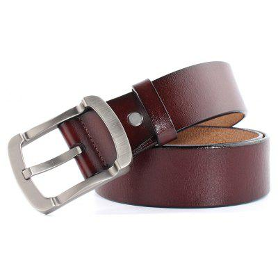 ZHAXIN 3011 Vintage Man Leather Belt Square Clasp High QualityMens Belts<br>ZHAXIN 3011 Vintage Man Leather Belt Square Clasp High Quality<br><br>Belt Length: 105-125cm<br>Belt Material: Cowskin<br>Belt Silhouette: Wide Belt<br>Belt Width: 3.5cm<br>Buckle Length: 8cm<br>Buckle Width: 5cm<br>Gender: For Men<br>Group: Adult<br>Package Contents: 1 x Belt<br>Package weight: 0.2900 kg<br>Pattern Type: Solid<br>Product size (L x W x H): 120.00 x 0.50 x 0.50 cm / 47.24 x 0.2 x 0.2 inches<br>Product weight: 0.2400 kg<br>Style: Fashion