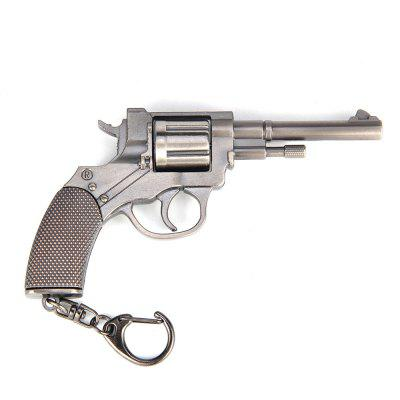11.5CM R1895 Pistol Keychain Model ToyKey Chains<br>11.5CM R1895 Pistol Keychain Model Toy<br><br>Design Style: Other<br>Gender: Unisex<br>Materials: Zinc Alloy<br>Package Contents: 1 x R1895 Revolver Keychain Model, 1 x Leather Case<br>Package size: 21.00 x 7.20 x 1.70 cm / 8.27 x 2.83 x 0.67 inches<br>Package weight: 0.1220 kg<br>Product size: 11.50 x 6.30 x 0.90 cm / 4.53 x 2.48 x 0.35 inches<br>Product weight: 0.1060 kg<br>Stem From: Europe and America<br>Theme: Other