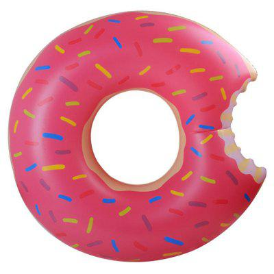 Adult Water Inflatable Donut Swim Ring