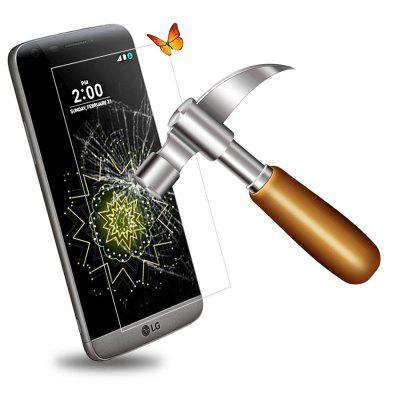 Screen Protector for LG G5 High Sensitivity Clear Premium Tempered Glass protective 9h tempered glass full screen guard protector back sticker for iphone 6 golden