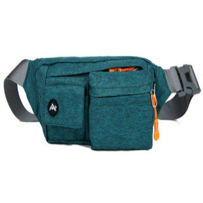 Multifunction Breathable Waist Bag for Outdoor Sports Mountaineering Running