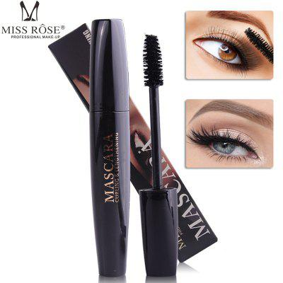 MISS ROSE Curling and Lengthening Gel MascaraEye Makeup<br>MISS ROSE Curling and Lengthening Gel Mascara<br><br>Feature: Long-lasting<br>Formulation: Gel<br>Net Content(ml): 12g<br>Package Content: 1 x Mascara<br>Package size (L x W x H): 14.10 x 2.00 x 2.00 cm / 5.55 x 0.79 x 0.79 inches<br>Package weight: 0.0300 kg<br>Product size (L x W x H): 12.90 x 1.50 x 1.00 cm / 5.08 x 0.59 x 0.39 inches<br>Product weight: 0.0120 kg<br>Waterproof / Water-Resistant: Yes
