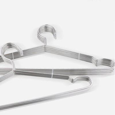 Stainless Waterproof Clothes Hanger 10PCS