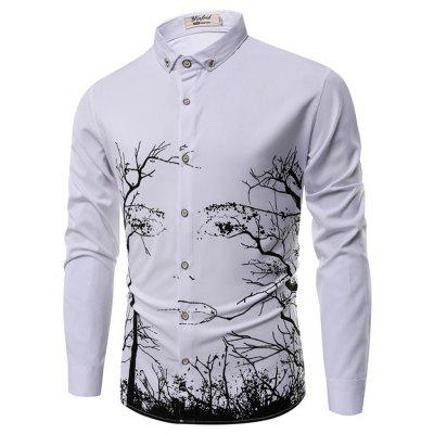 New Mens Fashion Clothes with Mens Long Sleeve Shirt puma бейсболка new ls deluxe strapback