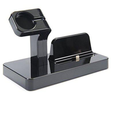 2-in-1 Smart Watch Charging Holder for Apple Watch Smart iPhone apple watch apple watch magnetic charging cable 2m mjvx2zm a