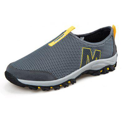 ZEACAVA Mesh Breathable Mens Sports ShoesMen's Sneakers<br>ZEACAVA Mesh Breathable Mens Sports Shoes<br><br>Available Size: 39-44<br>Closure Type: Slip-On<br>Embellishment: Hollow Out<br>Gender: For Men<br>Outsole Material: Rubber<br>Package Contents: 1xShoes(Pair)<br>Pattern Type: Solid<br>Season: Summer, Spring/Fall<br>Toe Shape: Round Toe<br>Toe Style: Closed Toe<br>Upper Material: Cloth<br>Weight: 1.2000kg