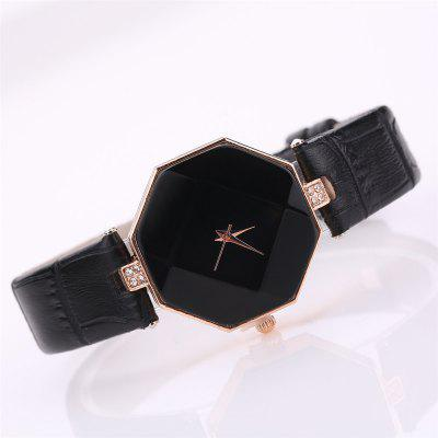 XR2015 Women Stylish Analog Quartz PU Leather Wrist WatchWomens Watches<br>XR2015 Women Stylish Analog Quartz PU Leather Wrist Watch<br><br>Band material: PU<br>Band size: 23 x 1.5 CM<br>Case material: Metal<br>Clasp type: Pin buckle<br>Dial size: 3 x 3 x 0.7 CM<br>Display type: Analog<br>Movement type: Quartz watch<br>Package Contents: 1 x Watch<br>Package size (L x W x H): 24.00 x 4.00 x 1.00 cm / 9.45 x 1.57 x 0.39 inches<br>Package weight: 0.0270 kg<br>Product size (L x W x H): 23.00 x 3.00 x 0.70 cm / 9.06 x 1.18 x 0.28 inches<br>Product weight: 0.0260 kg<br>Shape of the dial: Octagon<br>Watch mirror: Mineral glass<br>Watch style: Jewellery, Childlike, Classic, Fashion, Casual<br>Watches categories: Women,Female table<br>Water resistance: No