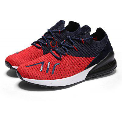New Bee Eye Mars Lightweight Fashion Running ShoesAthletic Shoes<br>New Bee Eye Mars Lightweight Fashion Running Shoes<br><br>Available Size: 39-44<br>Closure Type: Elastic band<br>Feature: Breathable<br>Gender: For Men<br>Outsole Material: PU<br>Package Contents: 1 x shoes(pair)<br>Package Size(L x W x H): 33.00 x 22.00 x 12.00 cm / 12.99 x 8.66 x 4.72 inches<br>Package weight: 0.5000 kg<br>Pattern Type: Letter<br>Product weight: 0.5000 kg<br>Season: Summer<br>Upper Material: Cloth
