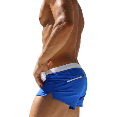 Mens Casual Boxer ShortsMens Swimwear<br>Mens Casual Boxer Shorts<br><br>Elasticity: Elastic<br>Gender: For Men<br>Material: Chinlon<br>Package Contents: 1 x Shorts<br>Pattern Type: Solid<br>Swimwear Type: Board Shorts<br>Waist: Natural<br>Weight: 0.1100kg