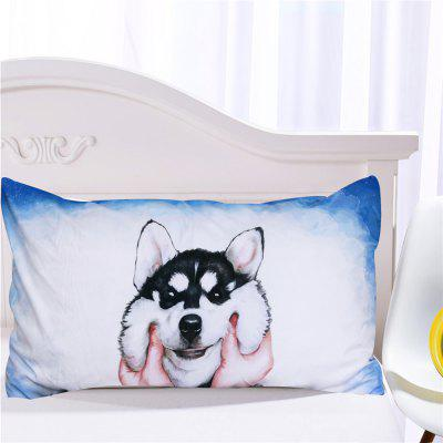 Husky Puppy Bedding 3pcs Duvet Cover Set Digital PrintBedding Sets<br>Husky Puppy Bedding 3pcs Duvet Cover Set Digital Print<br><br>Backing Material: Polyester<br>Color: Black and Colorful<br>Crafts: Reactive Print<br>Material: Polyester<br>Package Contents: 1 x Duvet Cover, 2 x Pillow Case<br>Package size (L x W x H): 35.00 x 25.00 x 9.00 cm / 13.78 x 9.84 x 3.54 inches<br>Package weight: 1.3000 kg<br>Patterns: Novelty,Print,Pattern,Cartoon,Creative,Sports,3D,Elephant,Multi Color,Patterns,American / USA<br>Product size (L x W x H): 30.00 x 20.00 x 5.00 cm / 11.81 x 7.87 x 1.97 inches<br>Product weight: 1.1000 kg<br>Reversible: No<br>Style: 3D, Modern / Contemporary, Fashion, Novelty, Casual<br>Thread Count: 200TC<br>Weave Type: Plain