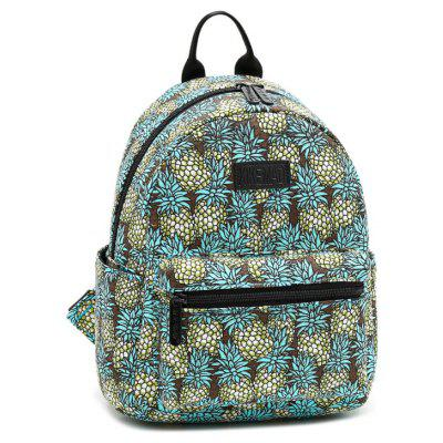 WomenS Backpack Fruit Pineapples Pattern Casual Trendy Sweet Large Capacity BagBackpacks<br>WomenS Backpack Fruit Pineapples Pattern Casual Trendy Sweet Large Capacity Bag<br><br>For: Camping, Hiking, Adventure, Traveling<br>Material: Canvas<br>Package Contents: 1 x Backpack Bag<br>Package size (L x W x H): 26.00 x 15.00 x 30.00 cm / 10.24 x 5.91 x 11.81 inches<br>Package weight: 0.6000 kg<br>Product size (L x W x H): 24.00 x 13.00 x 28.00 cm / 9.45 x 5.12 x 11.02 inches<br>Product weight: 0.6000 kg<br>Type: Backpack