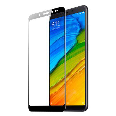 Tempered Glass Full Screen Protector Armor Film for Xiaomi Redmi Note 5 Pro asling 2 5d tempered glass screen film for xiaomi redmi 4x