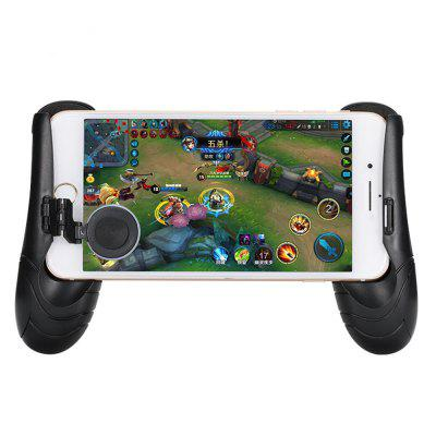 Mobile Joystick Controller Grip with Bracket for SmartPhones 8bitdo sn30 pro wireless bluetooth controller with joystick