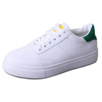 The New Sports All-Match Fashion Shoes Running 2018 White Shoes