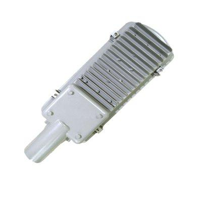 IP65 30W Waterproof of 30LEDS Street Light AC 100 - 240VOutdoor Lights<br>IP65 30W Waterproof of 30LEDS Street Light AC 100 - 240V<br><br>Features: Waterproof<br>LED Quantity: 30<br>Lifetime ( h ): More Than  50000<br>Package Contents: 1 x Street Light<br>Package size (L x W x H): 51.50 x 45.00 x 33.50 cm / 20.28 x 17.72 x 13.19 inches<br>Package weight: 1.2000 kg<br>Power Supply: AC Charger<br>Primary Application: Outdoor Lighting<br>Product size (L x W x H): 49.50 x 21.00 x 5.00 cm / 19.49 x 8.27 x 1.97 inches<br>Product weight: 1.0000 kg<br>Switch Type: Others<br>Type: Street Lamp<br>Voltage: AC100-240V<br>Wattage: 30W