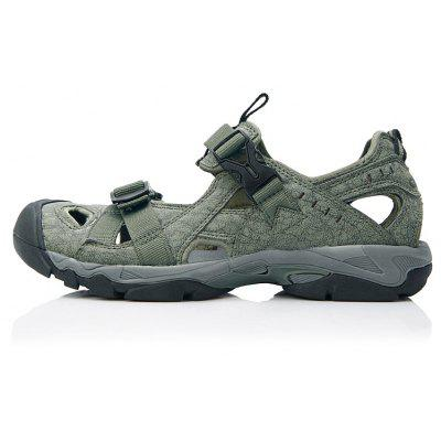 Clorts Quick-drying Water Shoes Breathable Beach Sandals For Men Outdoor SportMens Sandals<br>Clorts Quick-drying Water Shoes Breathable Beach Sandals For Men Outdoor Sport<br><br>Available Size: 39,40,41,42,43,44<br>Closure Type: Hook / Loop<br>Embellishment: Hollow Out<br>Gender: For Men<br>Heel Hight: 3<br>Insole Material: EVA<br>Occasion: Casual<br>Outsole Material: Rubber<br>Package Contents: 1 x Shoes Pair<br>Pattern Type: Others<br>Sandals Style: Fisherman<br>Shoe Width: Medium(B/M)<br>Style: Sport<br>Upper Material: PU<br>Weight: 1.5404kg