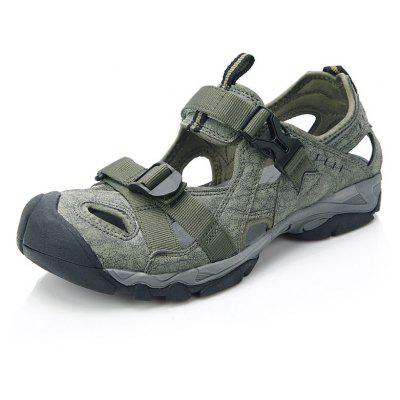Clorts Quick-drying Water Shoes Breathable Beach Sandals For Men Outdoor Sport